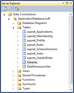 Data Storage in Visual Studio LightSwitch – Doug Seven