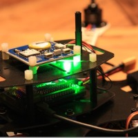 Configuring the uBlox 6M GPS w/ Compass for a Multirotor (APM 2.6)